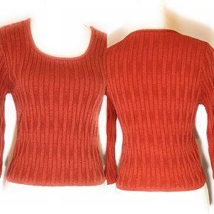 Rave stretch sweater, Sz medium